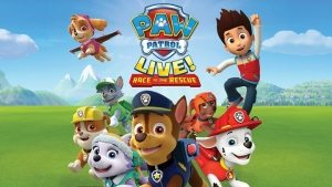 PAW Patrol Live!: Race to the Rescue @ San Diego Civic Theatre | San Diego | CA | United States