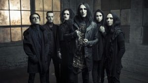 Motionless in White - The Graveyard Shift Tour @ House of Blues San Diego | San Diego | CA | United States