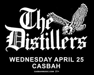 The Distillers at The Casbah - San Diego @ Casbah San Diego | San Diego | CA | United States
