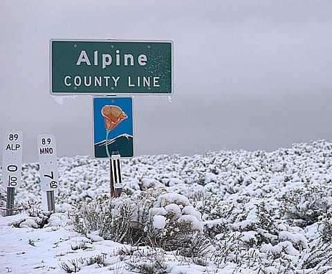 alpine county ca