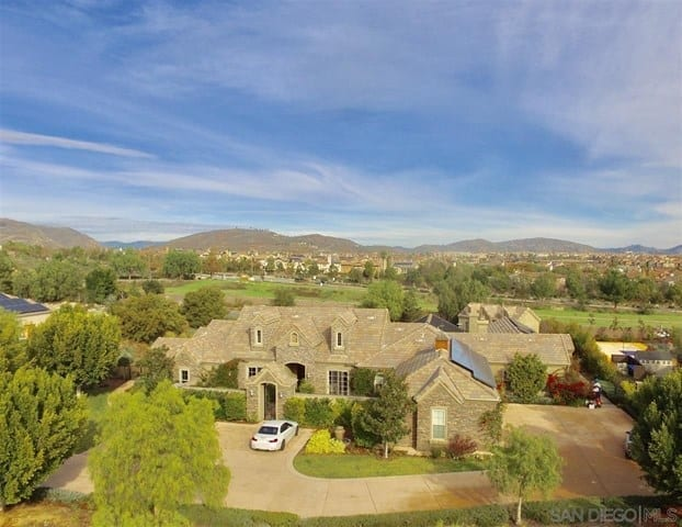 15493 Artesian Spring Road, San Diego home for sale
