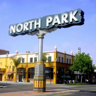 Group logo of North Park - San Diego, California