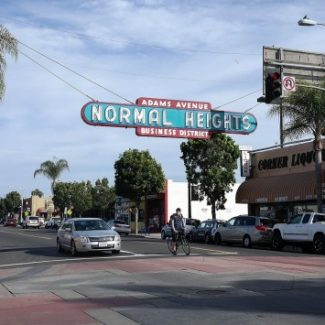 Group logo of Normal Heights - San Diego, California