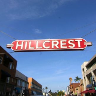 Group logo of Hillcrest - San Diego, California
